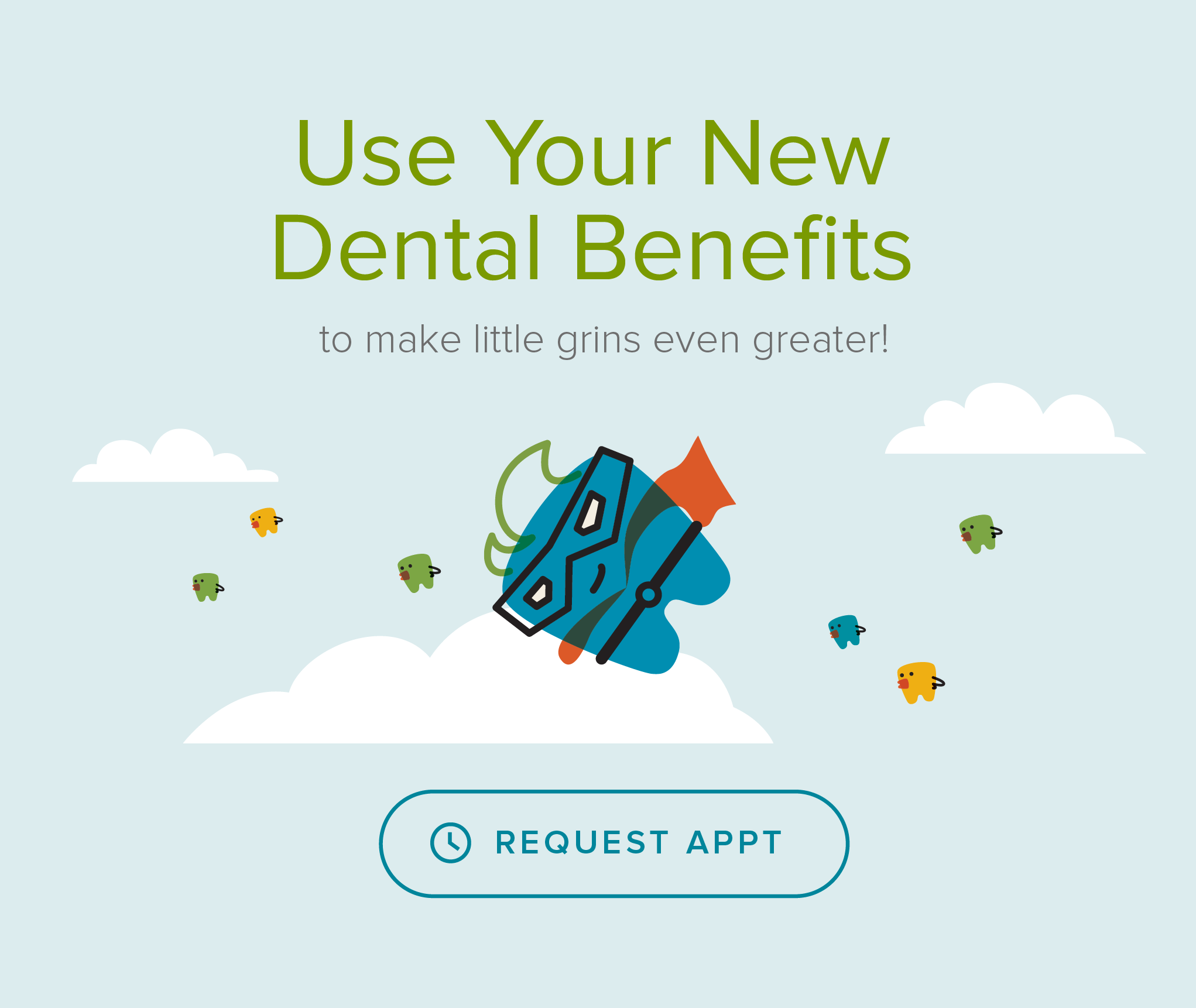 Every Kid's Dentist & Orthodontics - Make the Most of Your Benefits
